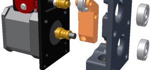 Onderdelen samenvoegen. CAD consultancy helpt engineer.